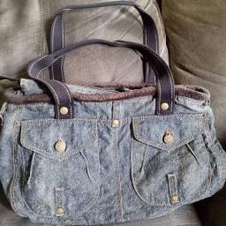Bolsa Kipling Original Estilo jeans