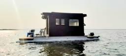 Título do anúncio: casa barco