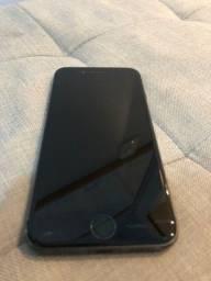 Título do anúncio: iPhone 8 black 64 GB único dono