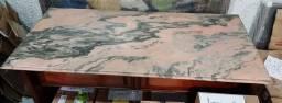 Tampão de Pedra de Mármore Rosa