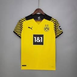 Borussia Dortmund 2021 Lançamento Haaland Reus