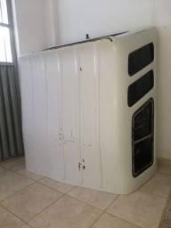 Capota de fibra ranger cabine dupla_99a2010