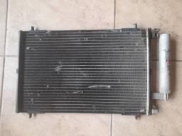 condensador ar condicionado peugeot 207 hoggar