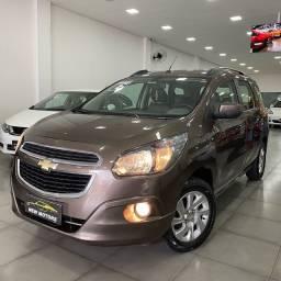 Chevrolet spin Ltz 7 lugares automático top de linha