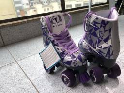 Patins Traxart TR Purple- Roxo