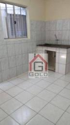 Casa com 1 dormitório para alugar, 50 m² por R$ 900/mês - Nova Gerty - São Caetano do Sul/