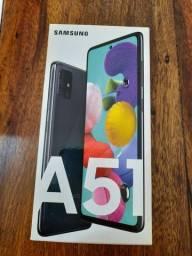 Samsung A51 muito novo