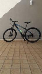 Título do anúncio: Bicicleta Oggi OX Glide Aro 29 Shimano Zero Km, nunca rodou.