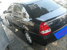 Toyota Etios xls 1.5 16v flex sedan