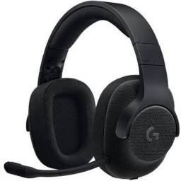 Headset Gamer Logitech G433 7.1