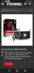 Título do anúncio: Processador e placa de vídeo