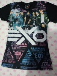 Blusa do exo kpop nova