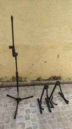 Pedestal ou suporte guitarra violão