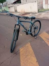 Título do anúncio: Bicicleta Aro 29 GTA freios a disco Hidráulico  (Troco por Placa de vídeo)