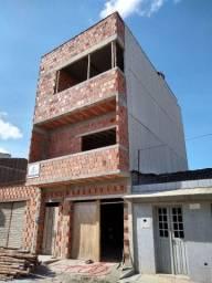 Vende-se segundo andar localizado na rua principal da cohab $190.000,00