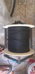 Vendo carretilha de fibra optica