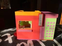 Casa boneca Polly