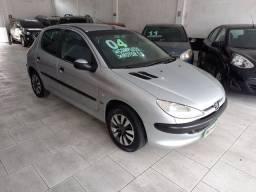 Peugeot/206 hatch 1.6 soleil completo 2004