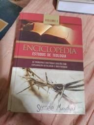 Livros seminovos teológicos