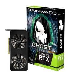 Título do anúncio: 3060ti Ghost 8gb ddr6 256bits Lhr v1