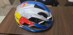 Capacete Red Bull Ciclismo MTB Avancine NOVO