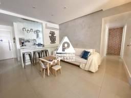 Título do anúncio: Apartamento à venda, 3 quartos, 1 suíte, 2 vagas, Humaitá - RIO DE JANEIRO/RJ