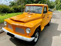 Ford F-75 4X4 - 1975