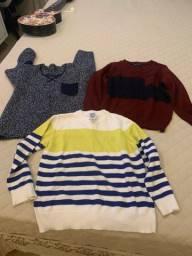 Vendo Suéter 20,00 cada