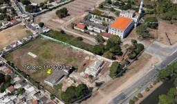 Título do anúncio: Terreno na Av. Agamenon Magalhães - Em frente ao Shopping Tacaruna