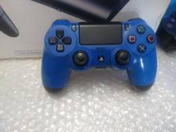 Título do anúncio: Controle de Playstation 4 original semi novo