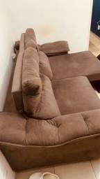 Título do anúncio: Sofá novo retrátil e reclinável