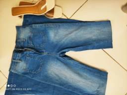 Calça Jeans 34,36