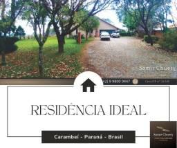 Residência Ideal em Carambeí/PR