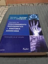 Livros voltado para área de radiologia