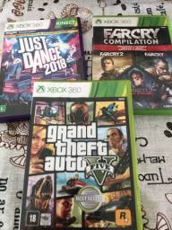 Vendo Jogos Original Xbox360