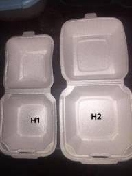 Embalagem hamburguer h1