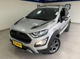 Título do anúncio: Ecosport Storm 2019 Automática 2019 C/ Teto, Carro Impecável.