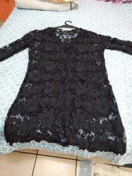 Lindo vestido rendado 42