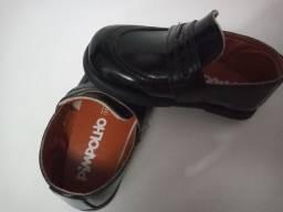 Sapato Social Masculino Infantil