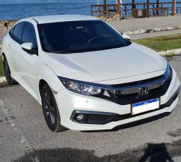 Honda Civic 2020 EXL único dono 10 mil km IPVA pago