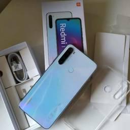 Xiaomi redmi note 8  venda e troca