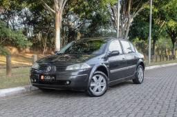 Título do anúncio: Renault Megane Sedan Mégane Sedan Dynamique 1.6 16V (flex)