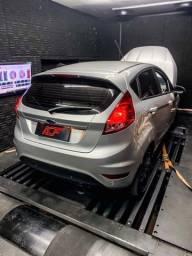 New Fiesta 1.6 SEL 2017 Com Remap