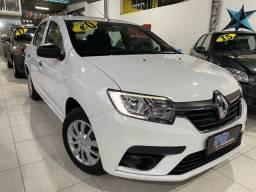 Título do anúncio: Renault logan completo