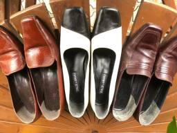 Sapatos femininos 42 liquida