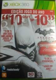 Título do anúncio: Batman Arkham City - Xbox 360
