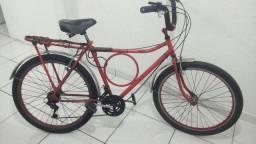 Título do anúncio: Bicicleta Monark 18 marchas