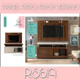 RACK+ PAINEL RACK VERANO