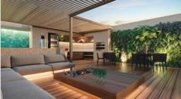 Apartamento compacto à venda, 37 m² por R$ 322.000 - Engenheiro Luciano Cavalcante - Forta