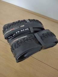 Par de Pneus Kenda Cholla Pro Kevlar - Cyclocross/Tracklocross - 700x33 - Novos
